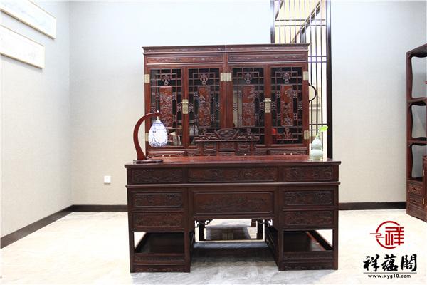 红木书桌出现裂缝怎么办 红木书桌的保养