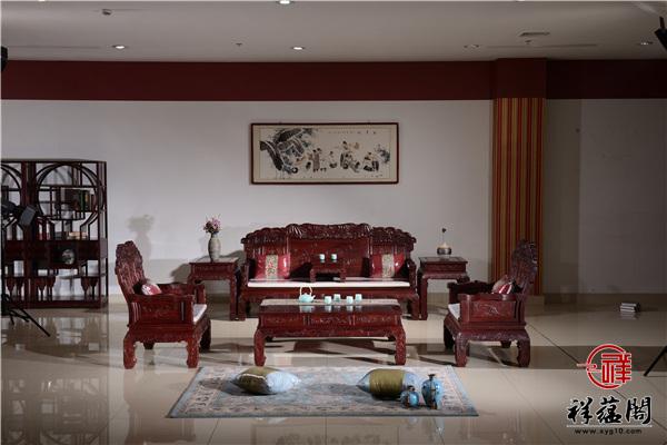 红木家具最新款沙发高清图片欣赏