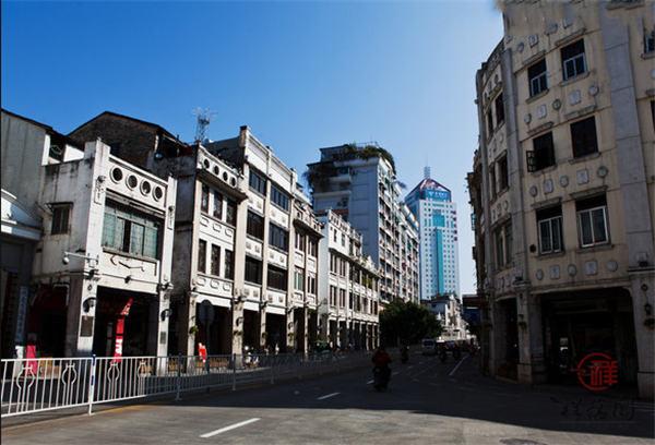 【骑楼建筑】骑楼建筑起源发展 骑楼建筑特点及作用