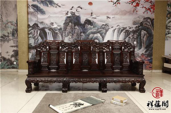 红木家具新宠:阔叶黄檀家具的特点及价值!教你如何不踩坑