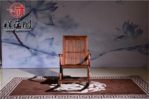 红木休闲椅应该如何选购 休闲椅—悠悠书香静心处