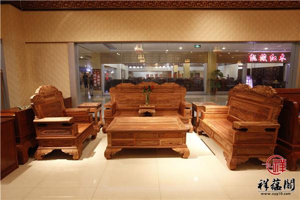 连天红红木家具的优势有哪些