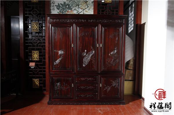 红木衣柜究竟贵在哪儿 应该如何使用它