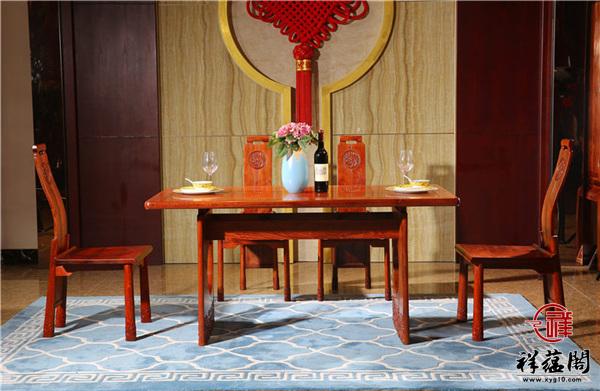 最新款红木家具餐桌价格是多少