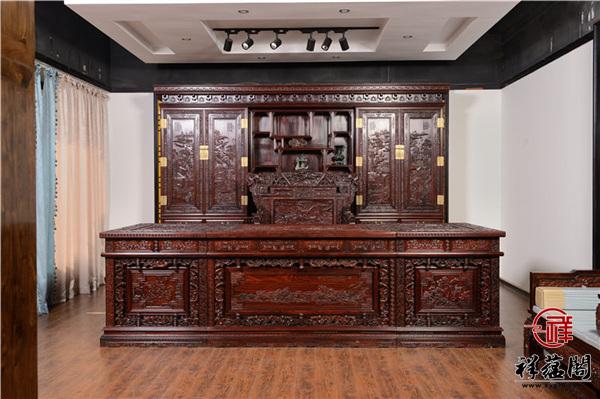 广东红木家具学生书桌价格是多少