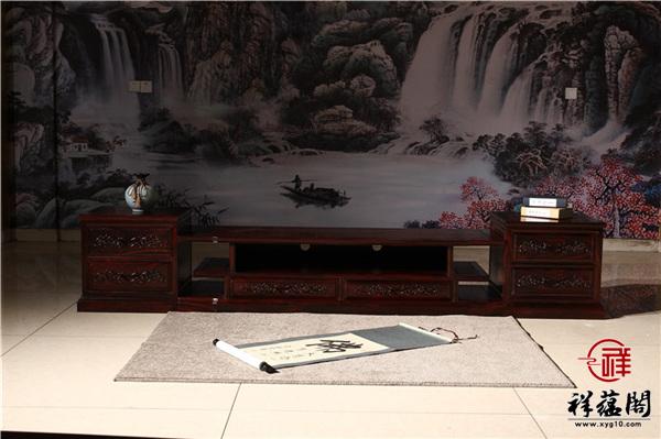 大涌红木家具电视柜价格是多少