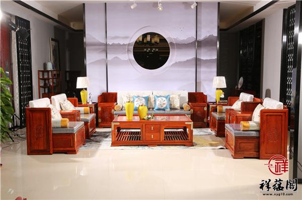 红木家具茶几电视柜价格是多少