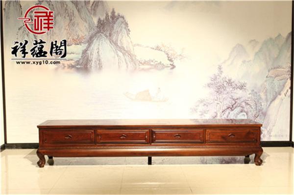 红木家具电视柜尺寸大全
