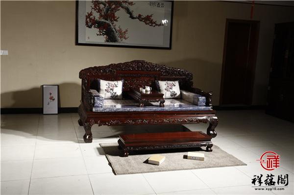 红木家具经典罗汉床有什么特点
