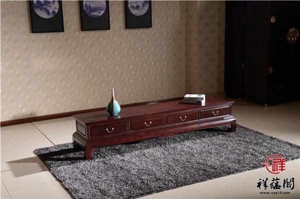 天津红木家具电视柜价格是多少