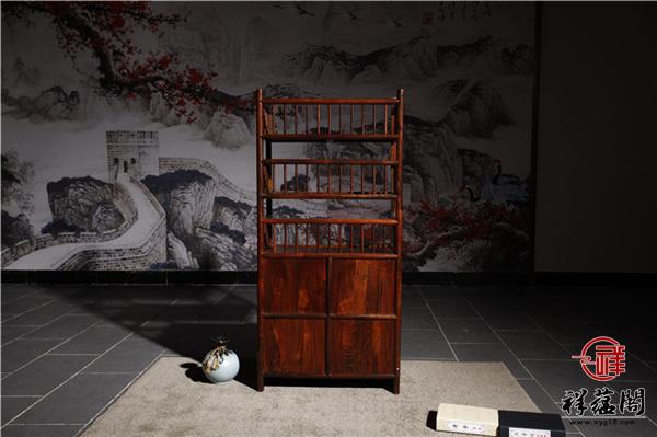 红木家具的书柜价格是多少