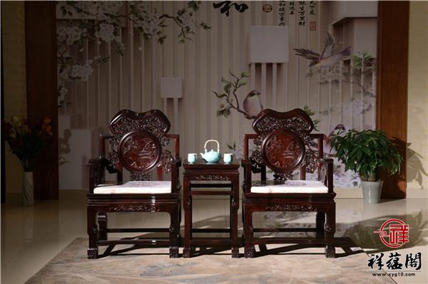 红木家具皇宫椅价格是多少