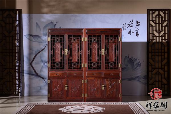 一般红木家具书柜尺寸是多少