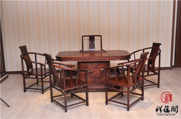 红木家具茶桌价格是多少