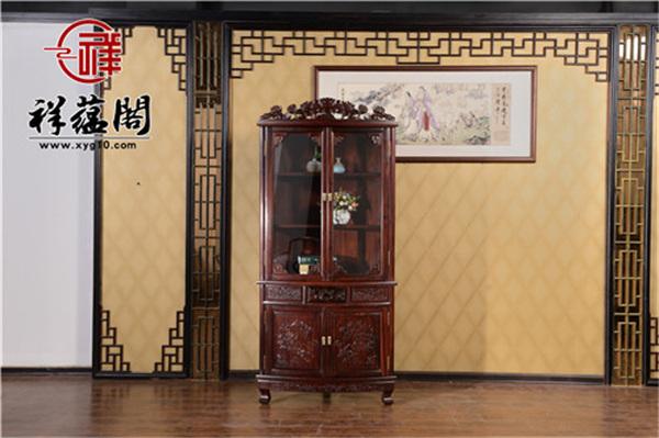 最新款红木家具隔断柜图片及价格大全