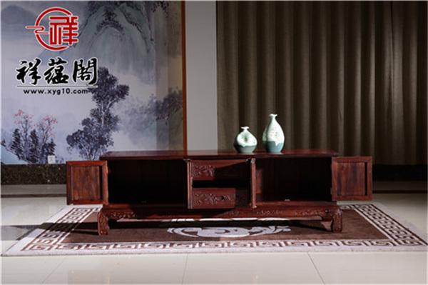 红木电视柜价格是多少以及怎么保养