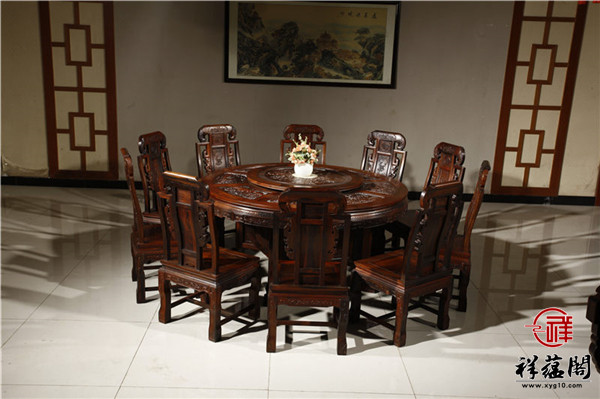 红木餐桌的卖点是什么