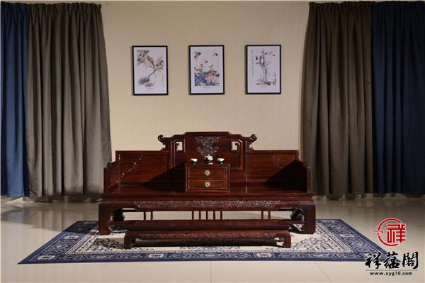 红木罗汉床价格是多少