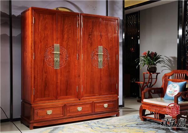 红木衣柜价格表 红木衣柜价格高不高