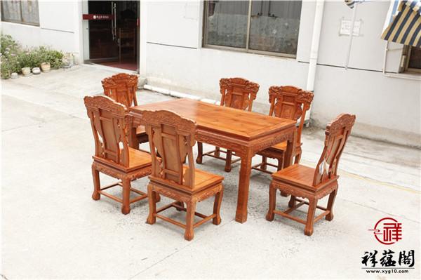 大果紫檀红木家具全套价格