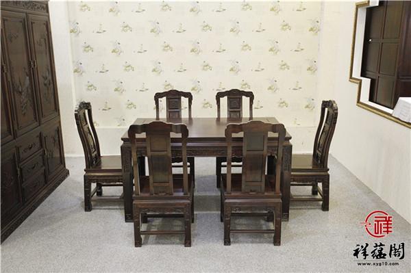红木餐桌保养应该注意什么