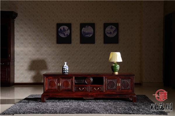 红木电视柜规格尺寸怎么选