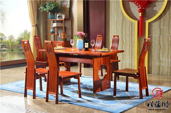 红木餐桌凳子坐垫价格是多少