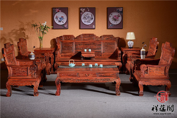 老红木家具价格及图片