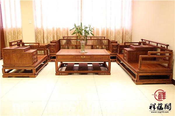 非洲花梨木沙发价格是多少 非洲花梨木沙发价格如何