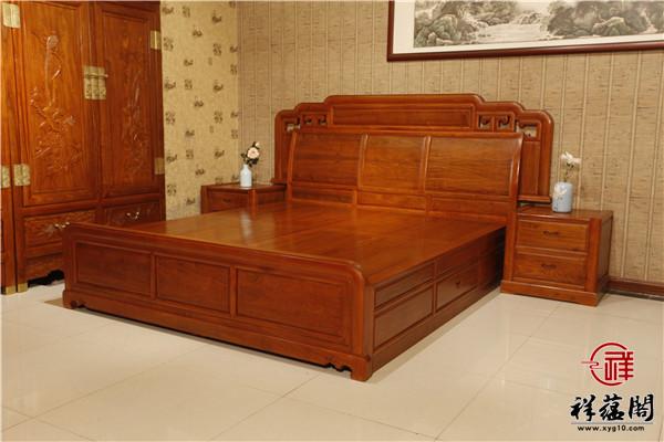 花梨木的床价格多少 2019花梨木的床报价大全