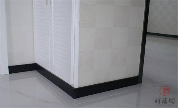 【踢脚线】踢脚线高度一般为多少以及安装方法