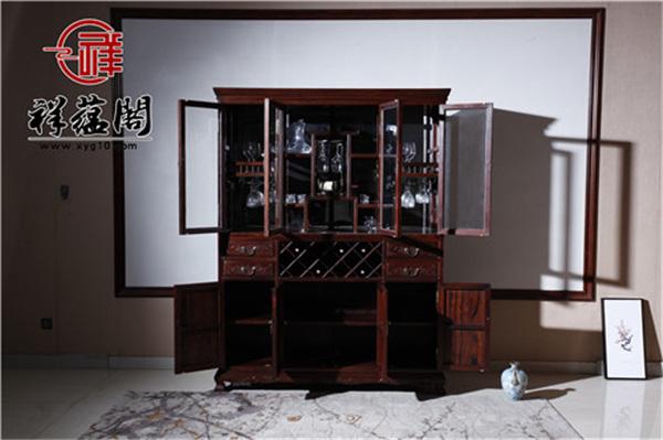 谁知道红木酒柜摆放要注意什么