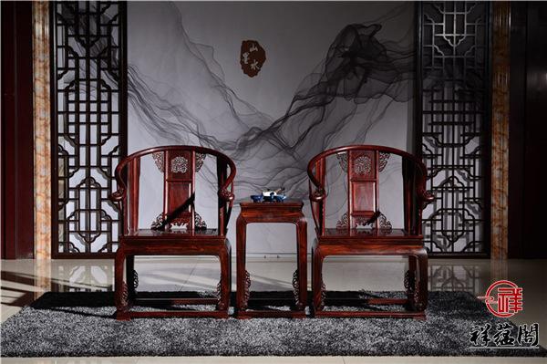 皇宫椅圈椅的区别是什么