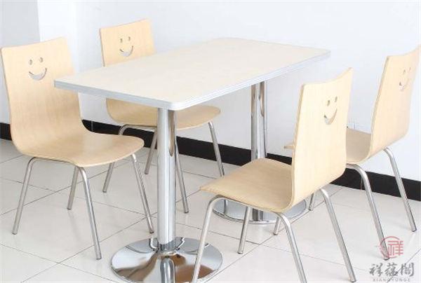 【食堂餐桌】食堂餐桌尺寸 食堂餐桌椅价格