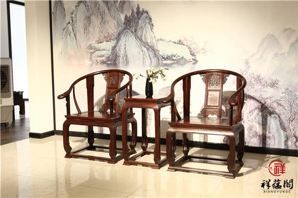 印尼黑酸枝皇宫椅价格及图片大全