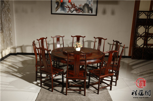 黑酸枝餐桌多少钱 印尼黑酸枝餐桌价格大全