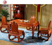 红木家具搭配什么材质的窗帘
