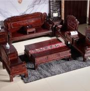 如何护理红木家具