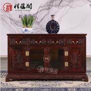 红木家具搭配什么色布艺沙发