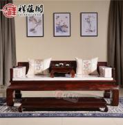 红木家具搭配什么墙布