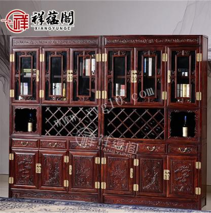 2021款红木家具酒柜有什么特点